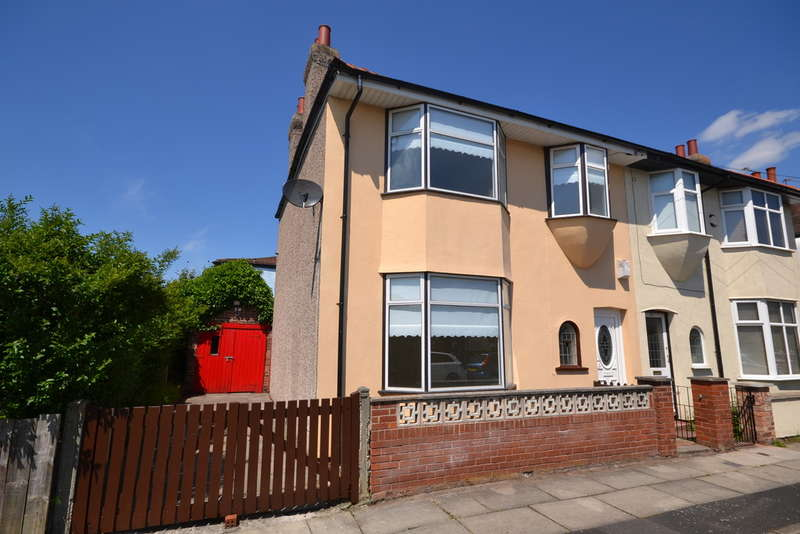 3 Bedrooms Semi Detached House for sale in Sunnyside Road, Crosby, Liverpool, L23
