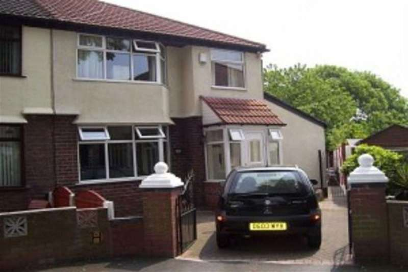 5 Bedrooms Semi Detached House for sale in Marina Avenue, Litherland, Liverpool, L21