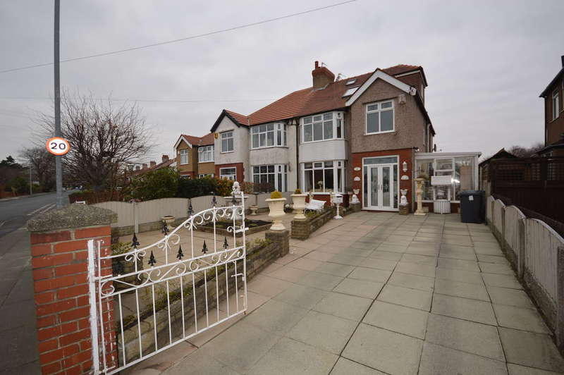 6 Bedrooms Semi Detached House for sale in Forefield Lane, Crosby, Liverpool, L23