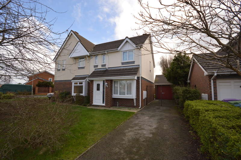 3 Bedrooms Semi Detached House for sale in Woodbrook Avenue, Orrell Park, Liverpool, L9