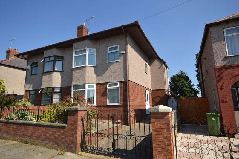 4 Bedrooms Semi Detached House for sale in Stanley Park, Litherland, Liverpool, L21