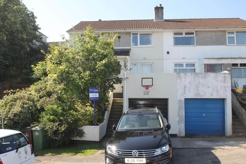 4 Bedrooms Semi Detached House for sale in Higher Compton
