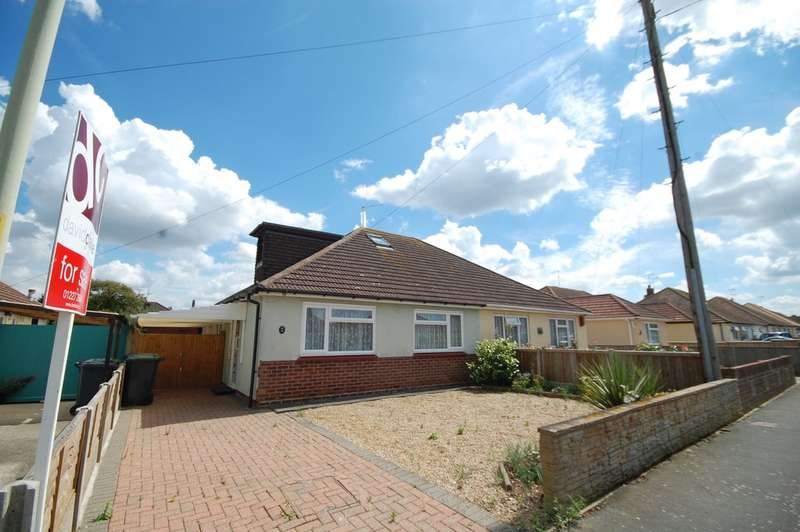 3 Bedrooms Semi Detached Bungalow for sale in Woodman Avenue, Swalecliffe , Whitstable