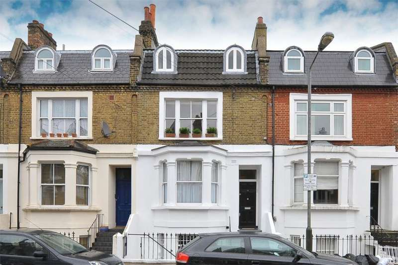 2 Bedrooms Flat for sale in Auckland Road, LONDON