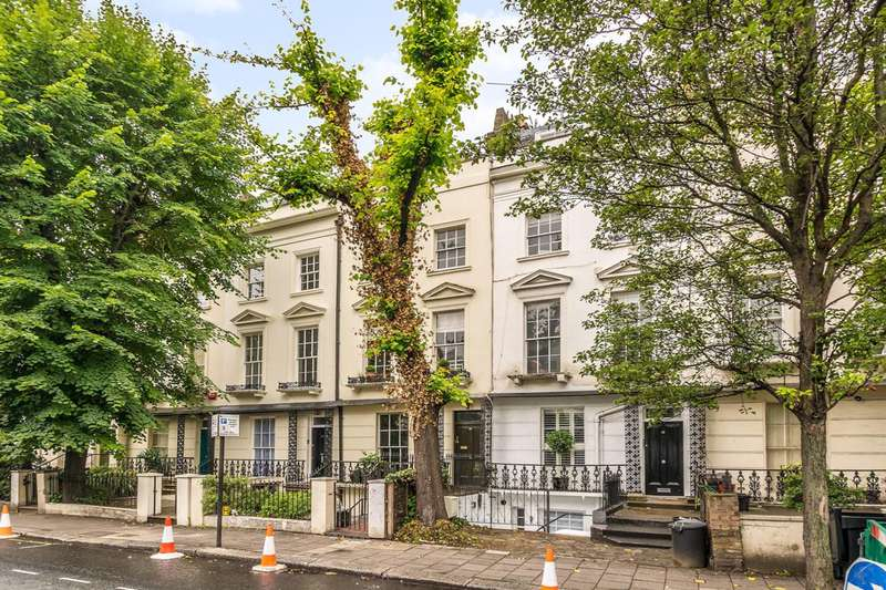 2 Bedrooms Flat for sale in Chepstow Road, Notting Hill, W2