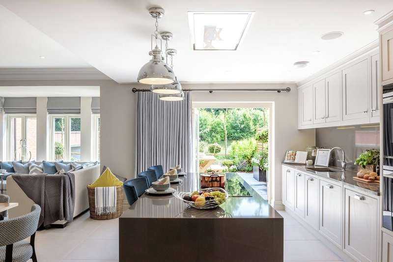 5 Bedrooms Detached House for sale in Taplow Riverside, Mill Lane, Taplow, Maidenhead, SL6