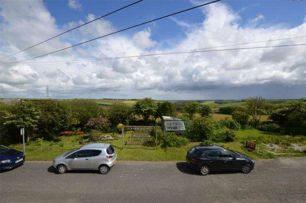 7 Bedrooms End Of Terrace House for sale in Carland Cross Cottages, Carland Cross, Mitchell, Newquay