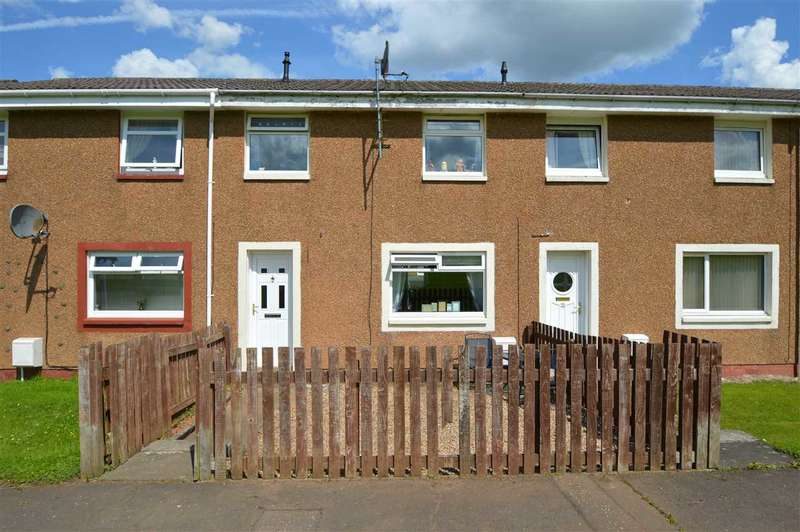3 Bedrooms Terraced House for sale in Woodhead Green, Hamilton