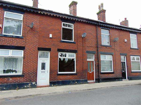 4 Bedrooms Terraced House for sale in Alma Street, Radcliffe