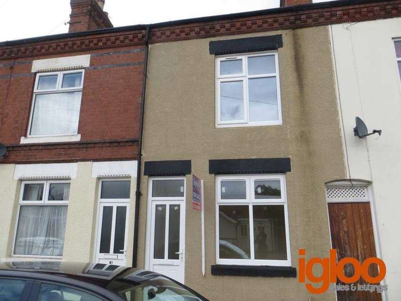 3 Bedrooms Terraced House for sale in Dartford Road, Leicester