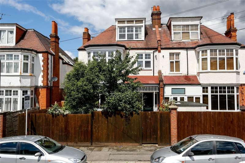 1 Bedroom Flat for sale in Melbury Gardens, London, SW20
