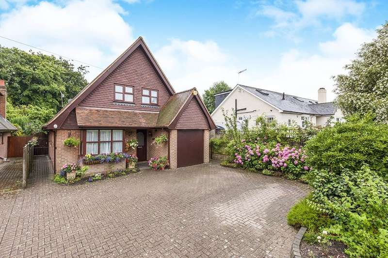 4 Bedrooms Detached House for sale in Lower Green Road, Pembury, Tunbridge Wells, TN2