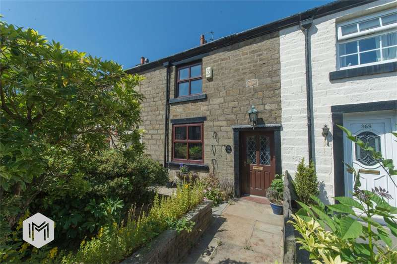 2 Bedrooms Cottage House for sale in Bolton Road, Hawkshaw, Bury, Lancashire