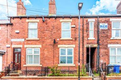 3 Bedrooms Terraced House for sale in Cawston Road, Sheffield, South Yorkshire