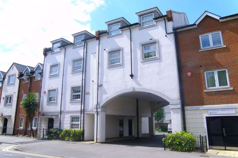 1 Bedroom Flat for sale in Platinum Apartments, Silver Street, Reading, RG1