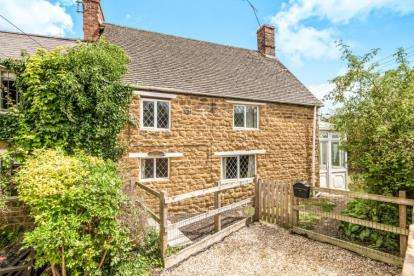 2 Bedrooms Semi Detached House for sale in New Place Corner, Cropredy, Banbury, Oxfordshire