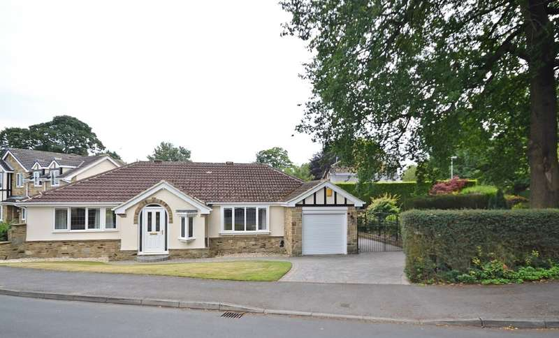 3 Bedrooms Detached Bungalow for sale in High Meadows, Walton, Wakefield