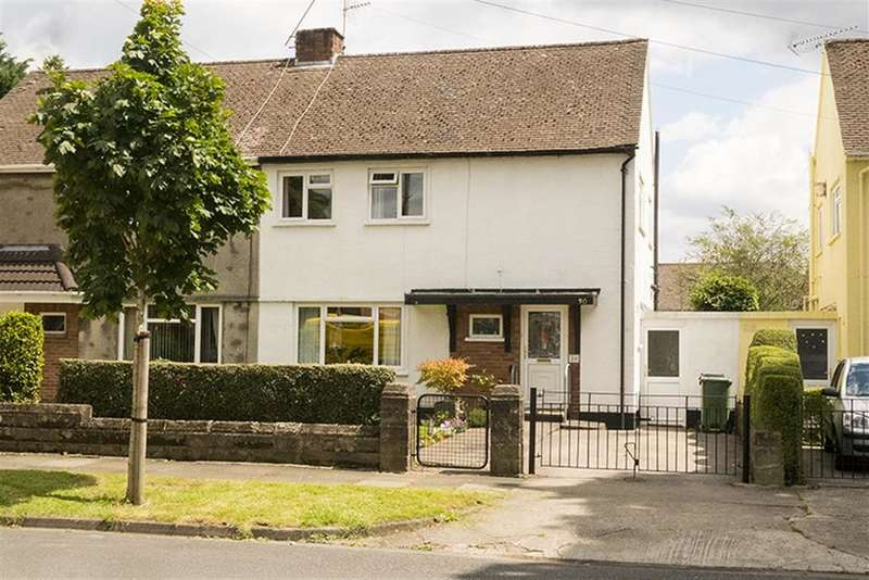 3 Bedrooms Semi Detached House for sale in College Road, Llandaff North, Cardiff