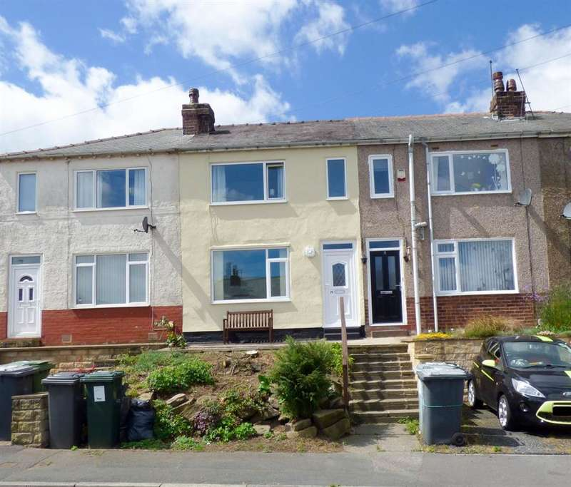 2 Bedrooms Terraced House for sale in Lindley Avenue, Huddersfield, HD3 3QU