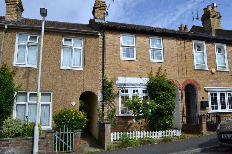 3 Bedrooms Terraced House for sale in Greatness Road, Sevenoaks, Kent, TN14