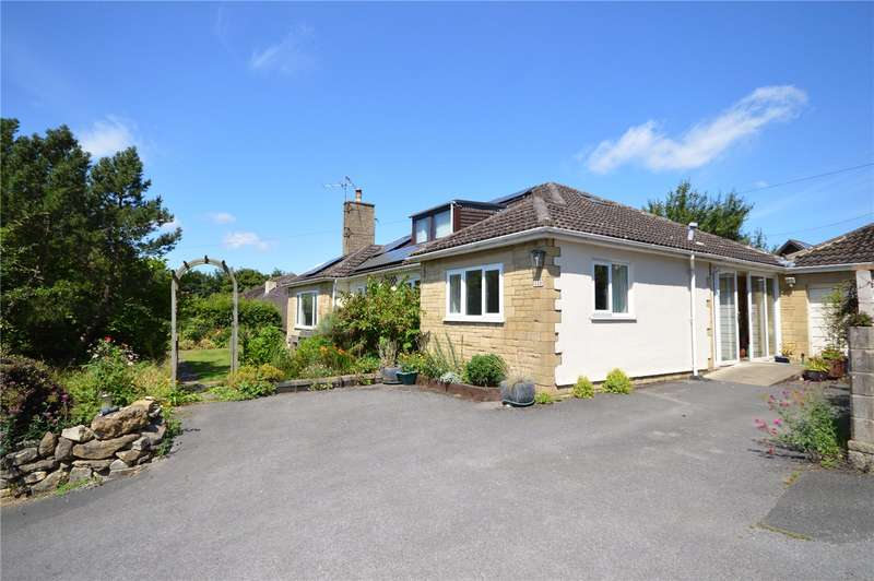 4 Bedrooms Detached Bungalow for sale in Cainscross Road, Stroud, Gloucestershire, GL5