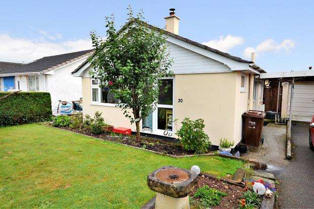 3 Bedrooms Detached Bungalow for sale in Treburley Close, Treburley, Launceston, Cornwall