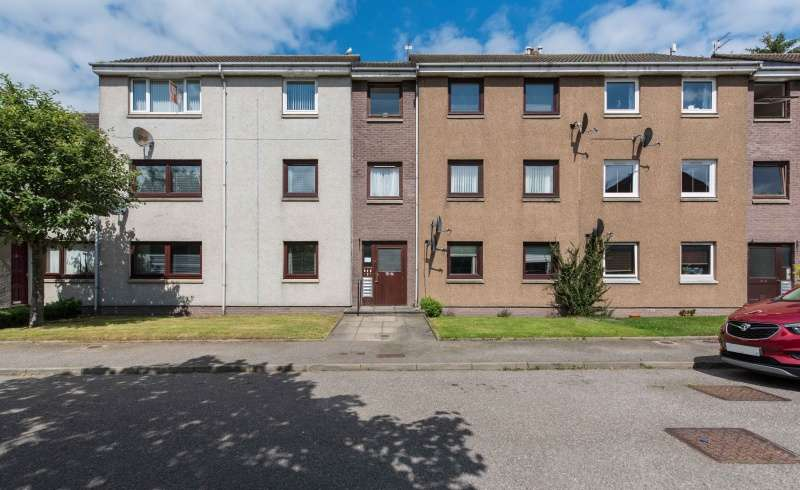 2 Bedrooms Flat for sale in Donmouth Court, Bridge of Don, Aberdeen, AB23 8FY