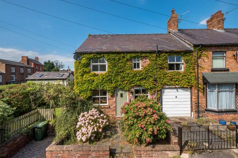3 Bedrooms House for sale in 3 bedroom House End of Terrace in Tarporley