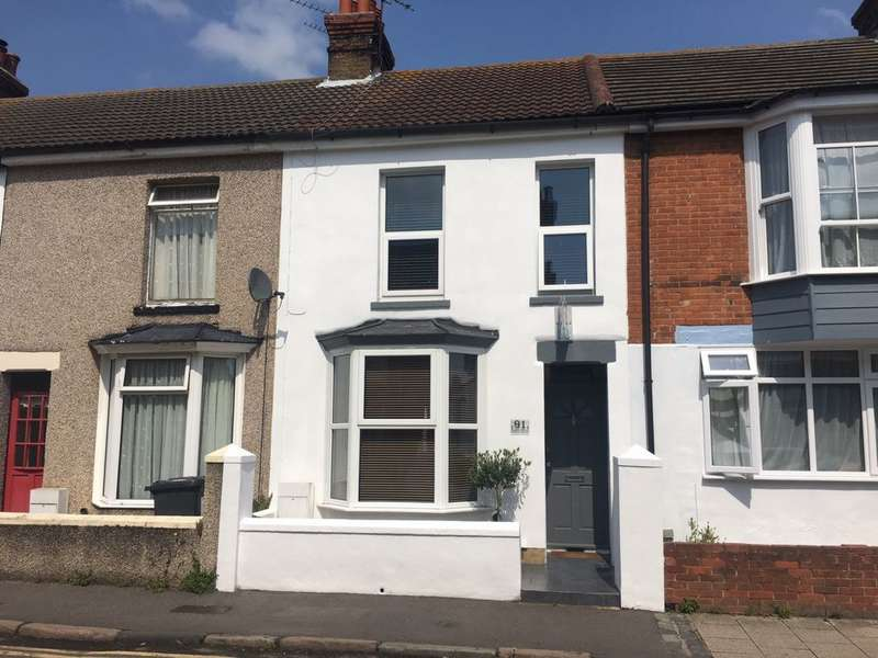 3 Bedrooms Terraced House for sale in Regent Street, Whitstable, CT5