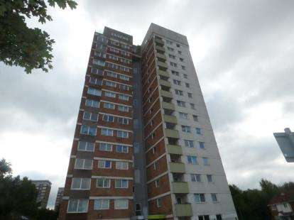 2 Bedrooms Flat for sale in Beech Rise, Roughwood Drive, Liverpool, Merseyside, L33