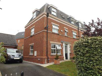 4 Bedrooms House for sale in St. Thomas Close, Windle, St. Helens, Merseyside, WA10