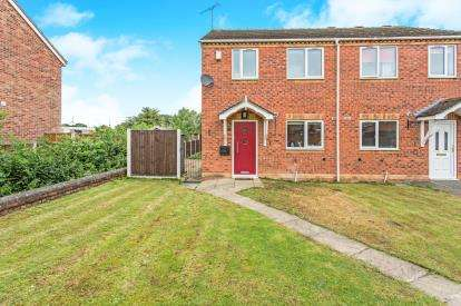 3 Bedrooms Semi Detached House for sale in Creswell Road, Clowne, Chesterfield, Derbyshire