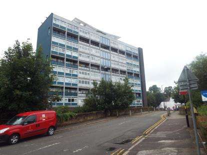 2 Bedrooms Flat for sale in Spon Gate House, Coventry, West Midlands
