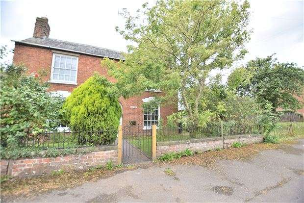 3 Bedrooms Link Detached House for sale in Main Road, Huntley, Gloucester, GL19 3DZ