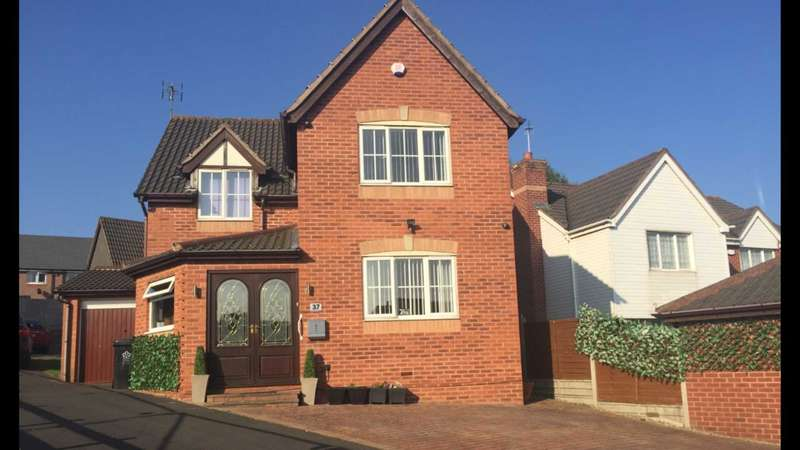 5 Bedrooms Detached House for sale in Herongate Road, Humberstone
