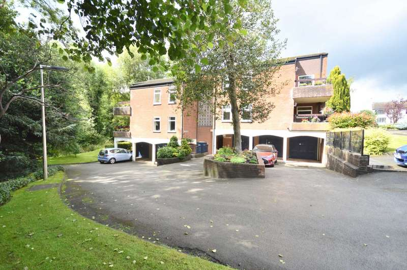 2 Bedrooms Apartment Flat for sale in STOKE ABBOT CLOSE, Bramhall