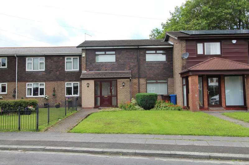 3 Bedrooms Terraced House for sale in Parrbrook Close, Whitefield