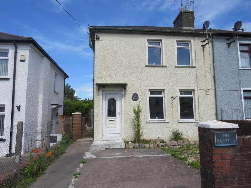 3 Bedrooms Semi Detached House for sale in Heol Ynysawdre, Sarn, Bridgend
