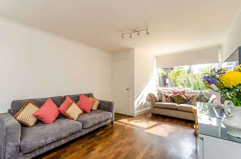 4 Bedrooms House for sale in Havelock Street, Islington, N1