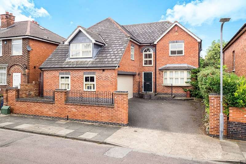 4 Bedrooms Detached House for sale in Lime Grove, Stapleford, Nottingham, NG9