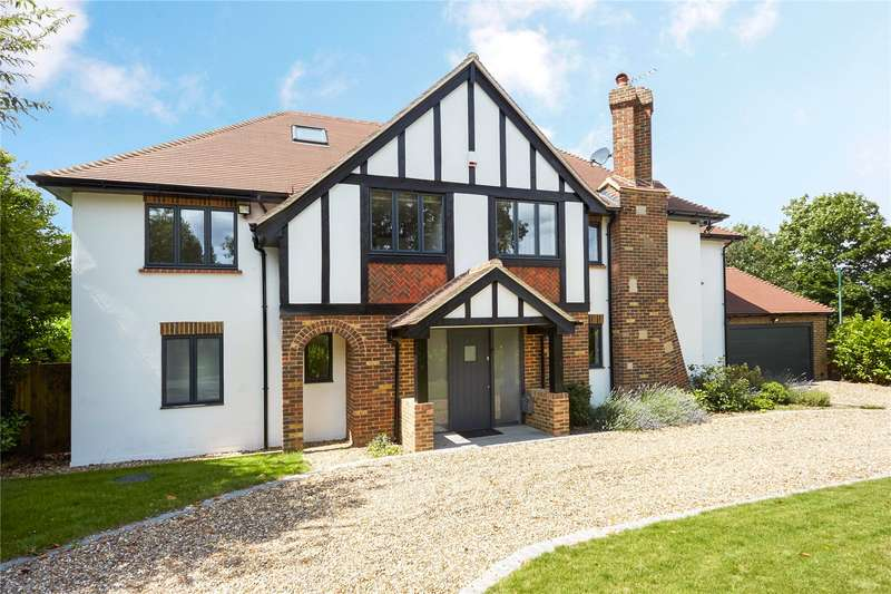 5 Bedrooms Detached House for sale in Burdon Lane, Cheam, Surrey, SM2