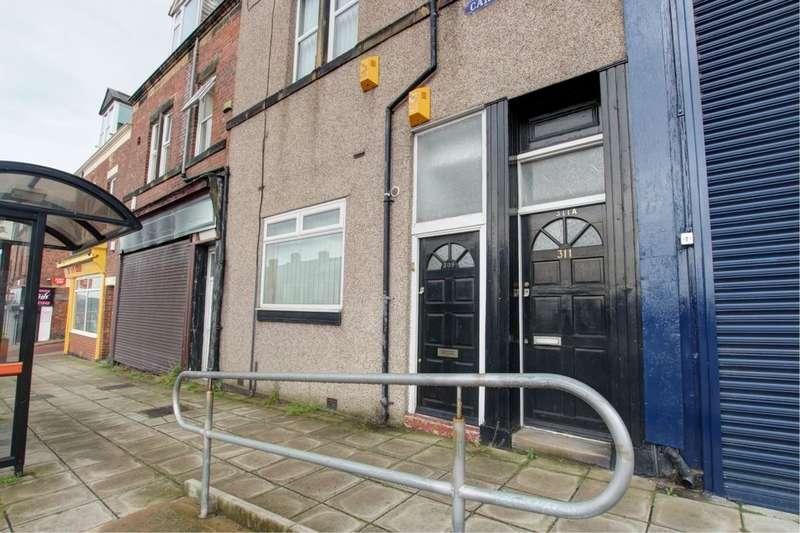 1 Bedroom Flat for sale in Old Durham Road, Gateshead, NE8
