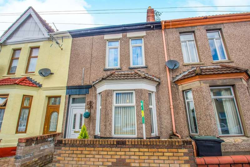 2 Bedrooms Terraced House for sale in Wingate Street, Newport