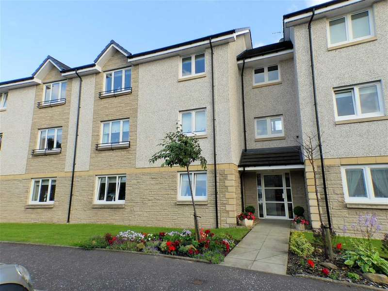 2 Bedrooms Apartment Flat for sale in Neuk Drive, Village, EAST KILBRIDE