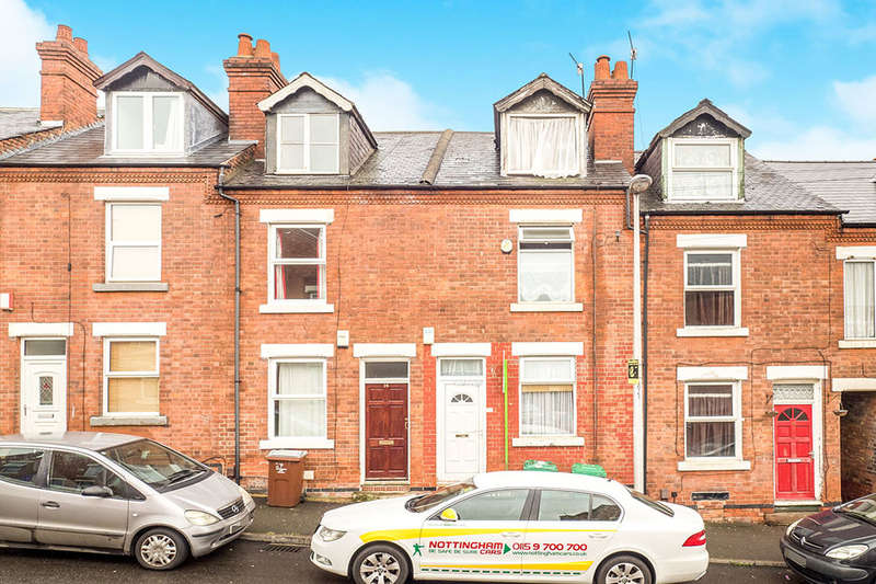 3 Bedrooms Property for sale in Grundy Street, Nottingham, NG7