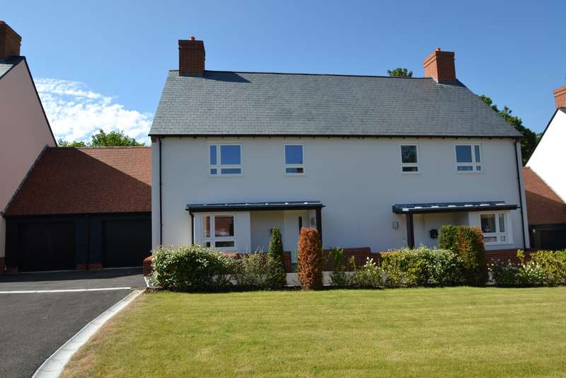 3 Bedrooms Semi Detached House for sale in Charlton Marshall