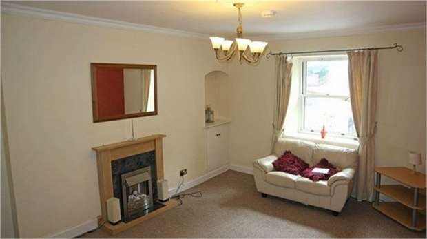 3 Bedrooms Maisonette Flat for sale in Bank Street, Galashiels, Scottish Borders