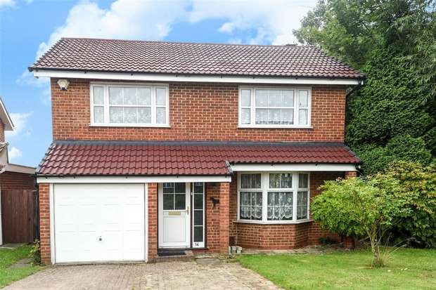 5 Bedrooms Detached House for sale in Ashton Road, WOKINGHAM, Berkshire
