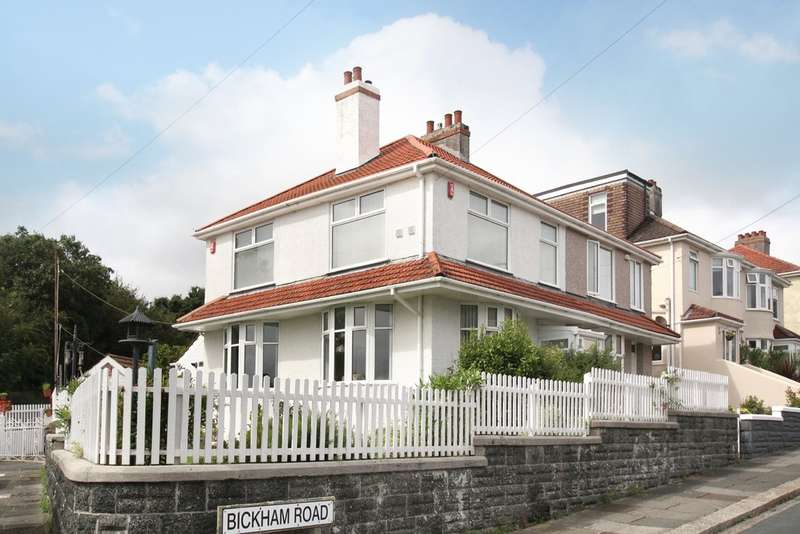 3 Bedrooms Semi Detached House for sale in St Budeaux, Plymouth