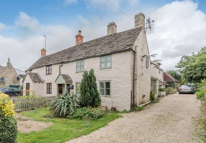 3 Bedrooms Cottage House for sale in Minety, Near Malmesbury